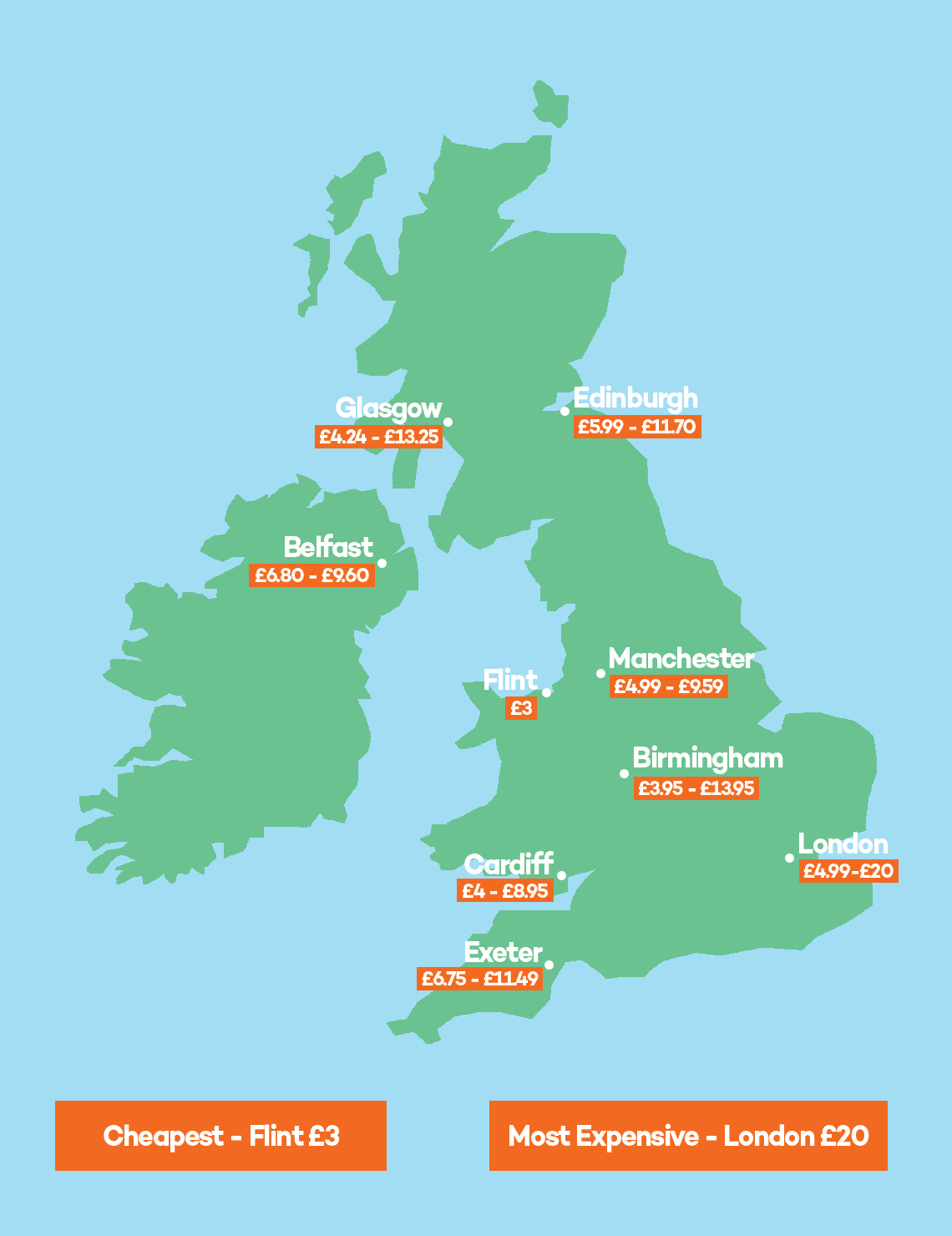 UK Cinema Map